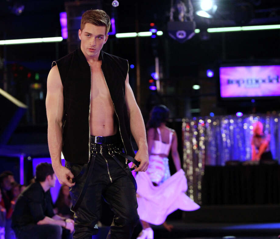 """America's Next Top Model -- """"The Girl Who Went Around in Circles"""" pictured: Jeremy Cycle 20 Photo: Patrick Wymore/The CW ©2013 The CW Network, LLC. All Rights Reserved Photo: Patrick Wymore, The CW / ©2013 The CW Network, LLC. All Rights Reserved"""