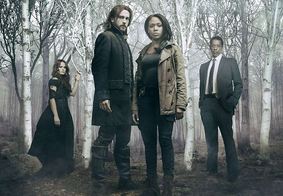 SLEEPY HOLLOW: Cast L-R: Katia Winters, Tom Mison, Nicole Beharie and Orlando Jones. The new FOX drama SLEEPY HOLLOW premieres Monday, Sept. 16 (9:00-10:00 PM ET/PT) on FOX. ©2013 Fox Broadcasting Co. Cr: Michael Lavine/FOX  SLEEPY HOLLOW: Cast L-R: Katia Winters, Tom Mison, Nicole Beharie and Orlando Jones. The new FOX drama SLEEPY HOLLOW premieres Monday, Sept. 16 (9:00-10:00 PM ET/PT) on FOX. ©2013 Fox Broadcasting Co. Cr: Michael Lavine/FOX Photo: Fox