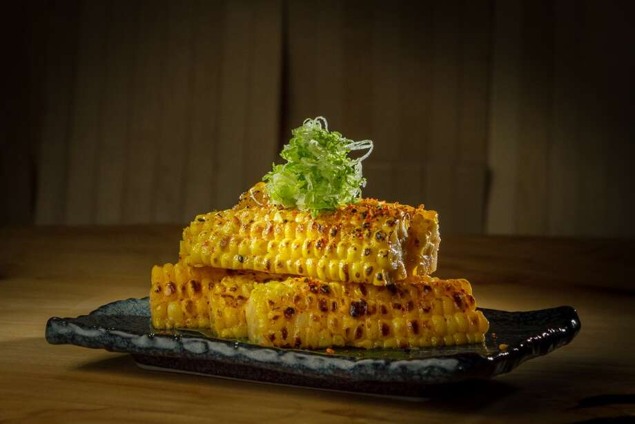 The Sweet Corn at Roka Akor in San Francisco. Photo: John Storey, Special To The Chronicle