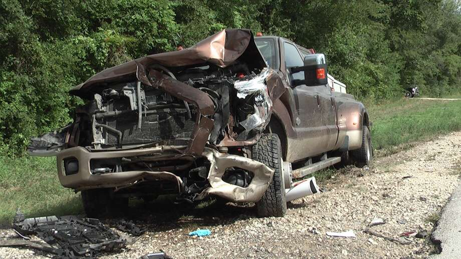 Denis Rafael Bautista Carrasco, 20, of Tomball, died at the scene at 3:20 p.m. Sunday in a four-vehicle wreck on FM 1774, south of Texas 105 in Grimes County. (See more photos at Montgomery County Police Reporter.) Photo: Scott Engle, Montgomery County Police Reporter