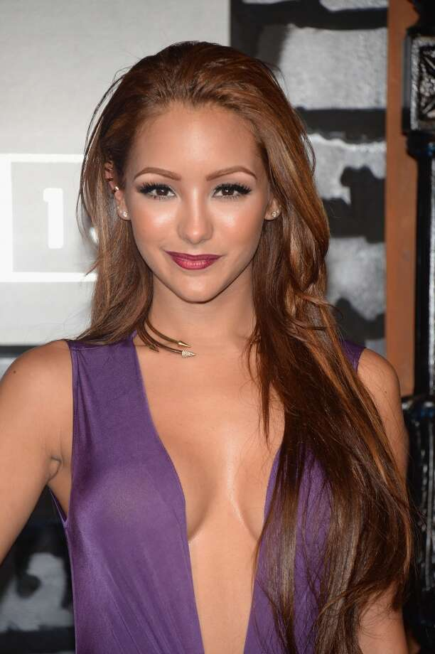 Comedian Melanie Iglesias attends the 2013 MTV Video Music Awards at the Barclays Center on August 25, 2013 in the Brooklyn borough of New York City.  (Photo by Jamie McCarthy/Getty Images for MTV) Photo: Jamie McCarthy, Getty Images For MTV