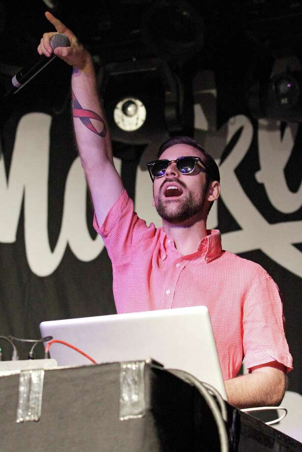 Singer and DJ Ryan Lewis performs live during a concert at the Postbahnhof on Sept. 22, 2012 in Berlin, Germany. Photo: Frank Hoensch, Getty / 2012 Frank Hoensch