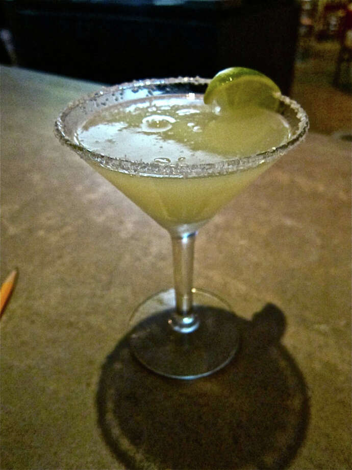 A Perfect Margarita at El Real. Photo: Alison Cook, Houston Chronicle