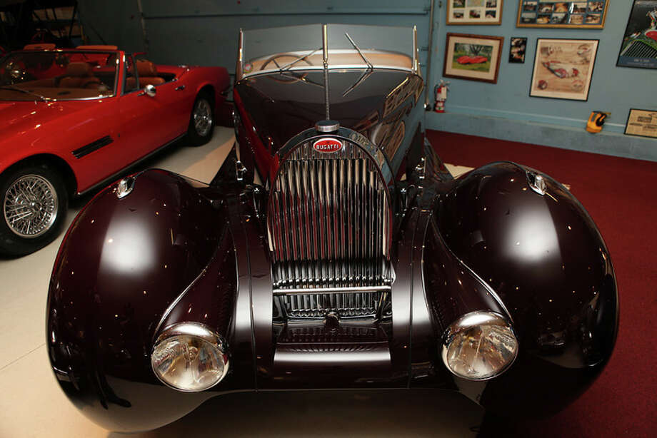Cars from Malcolm Pray's private automobile collection. Photo: Innocenzo Ciorra Photography / http://creativecommons.org/licenses/by-nc-nd/3.0/us/
