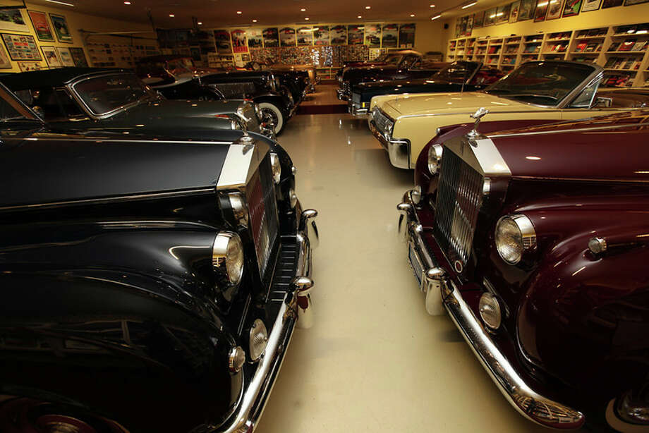 Malcolm S. Pray Jr., who died Sunday at age 84, was one of the most serious automobile collectors in the country. He kept his cars in a private museum in Bedford, N.Y.Here's a rare look at Pray's collection courtesy of Innocenzo Ciorra Photography and the Ferrari Owners Club Northeast Region. Photo: Innocenzo Ciorra Photography / http://creativecommons.org/licenses/by-nc-nd/3.0/us/