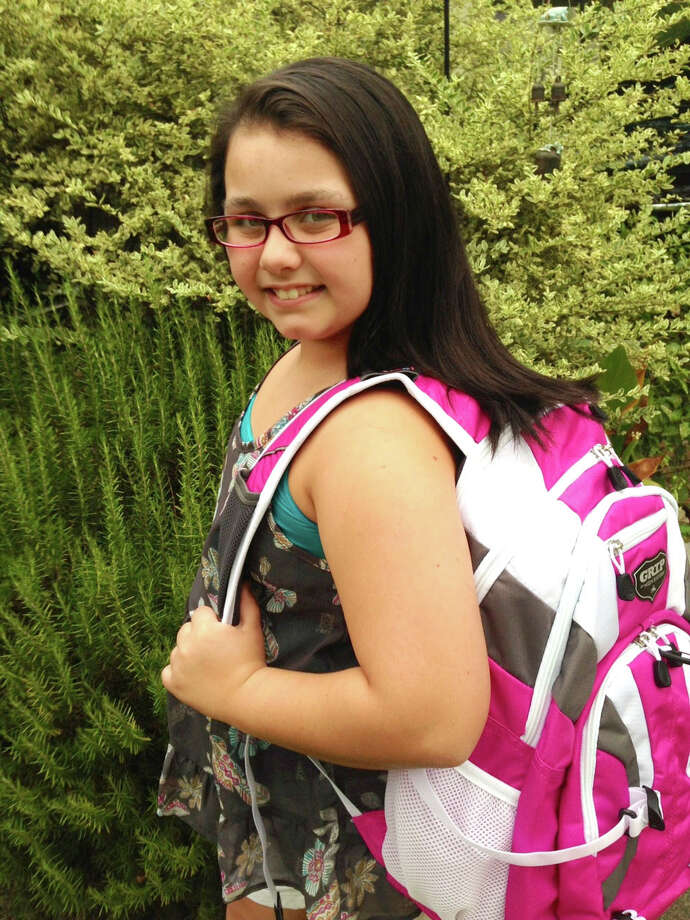 Back to school photo submitted by Stephanie Molina. Photo: Beaumont Enterprise
