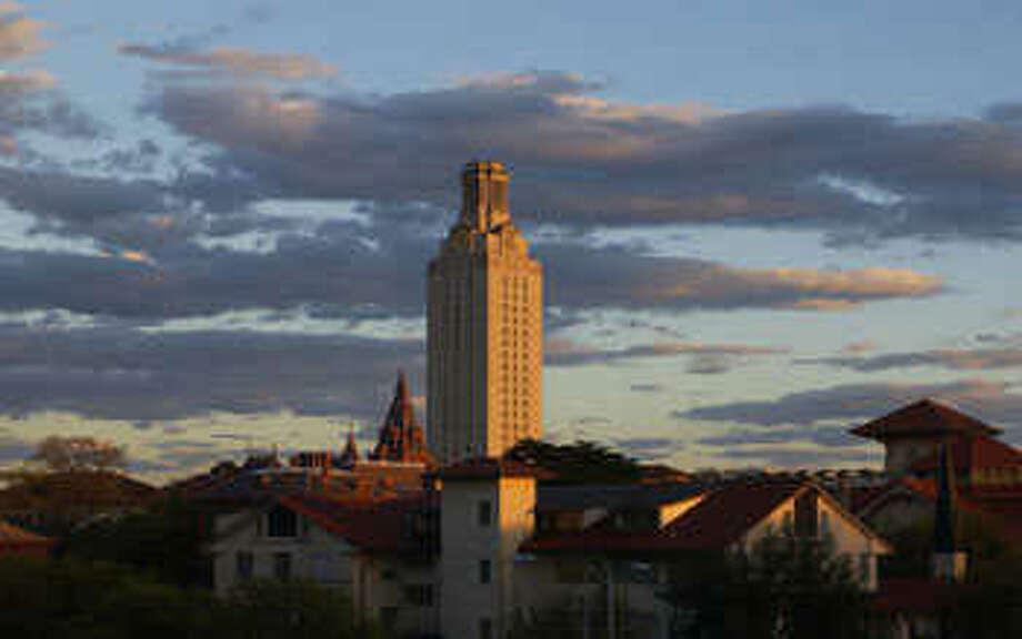 The University of Texas at Austin Photo: University Of Texas At Austi