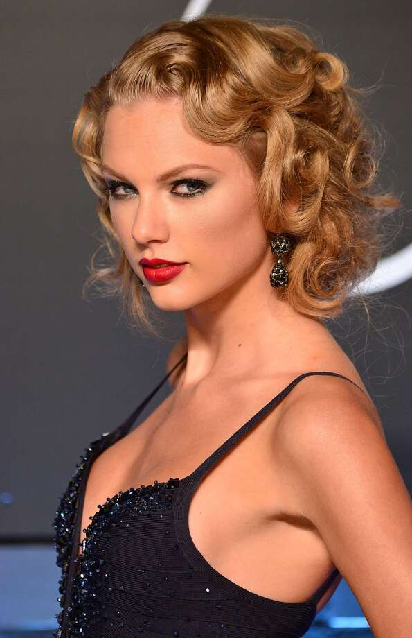 Taylor Swift is going to eat your boyfriend. Photo: James Devaney, WireImage