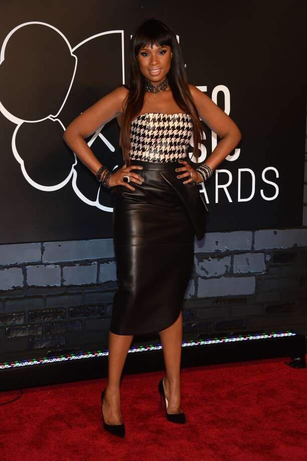 Jennifer Hudson attends the 2013 MTV Video Music Awards at the Barclays Center on August 25, 2013 in the Brooklyn borough of New York City.  (Photo by Jamie McCarthy/Getty Images for MTV) Photo: Jamie McCarthy, Getty Images For MTV