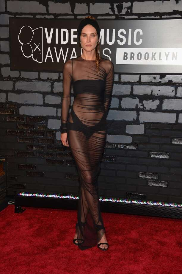 Model Erin Wasson attends the 2013 MTV Video Music Awards at the Barclays Center on August 25, 2013 in the Brooklyn borough of New York City.  (Photo by Jamie McCarthy/Getty Images for MTV) Photo: Jamie McCarthy, Getty Images For MTV