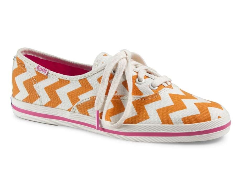 In celebration of the 20th anniversary of Kate Spade, the brand launched the Keds for Kate Spade collection. Photo: Kate Spade