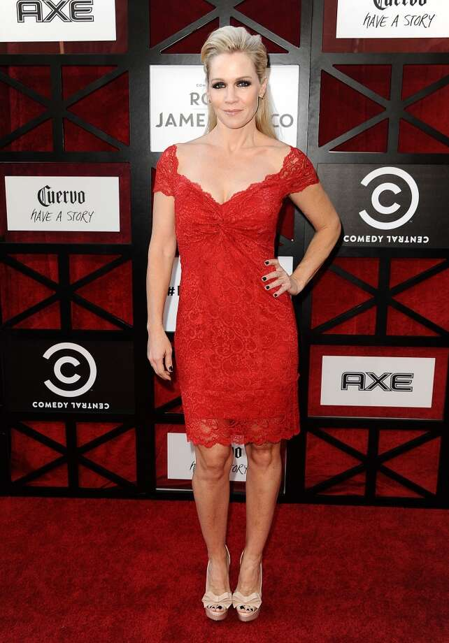 Actress Jennie Garth attends the Comedy Central Roast of James Franco at Culver Studios on August 25, 2013 in Culver City, California. Photo: Jason LaVeris, FilmMagic