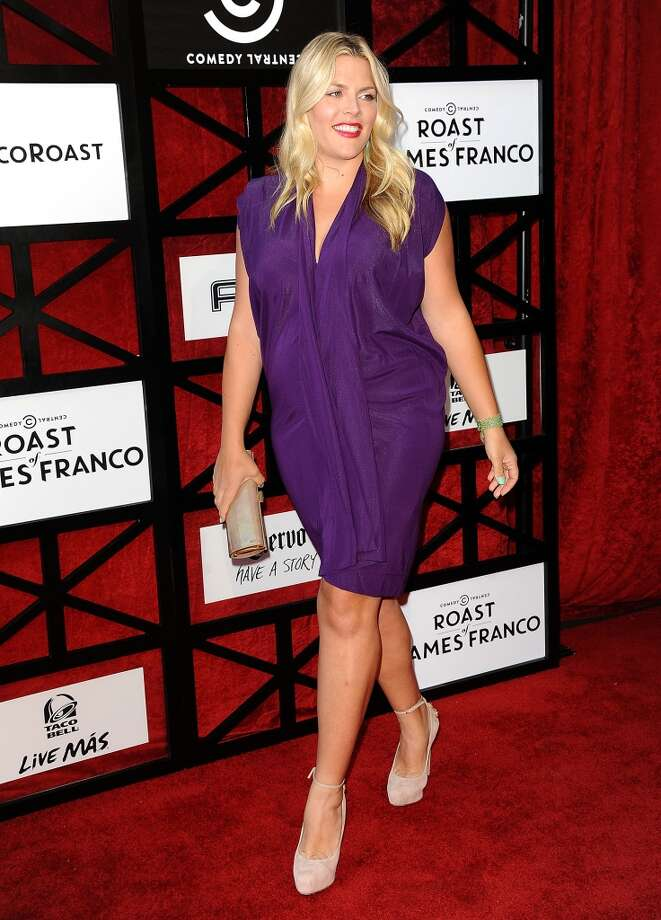 Actress Busy Philipps attends the Comedy Central Roast of James Franco at Culver Studios on August 25, 2013 in Culver City, California. Photo: Jason LaVeris, FilmMagic