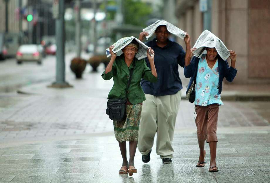 About 1.4 percent of Houston workers walk to their job.Source:U.S. Census Bureau Photo: Mayra Beltran, Houston Chronicle / © 2013 Houston Chronicle