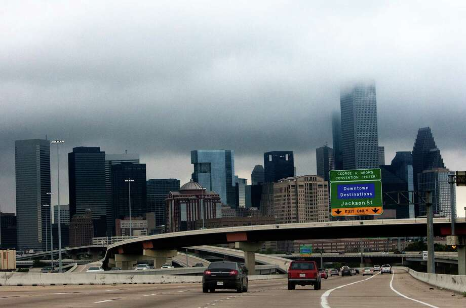 The city of Houston annually processes more than 146 billion gallons of water, enough to fill the Astrodome four times a day, and treats 90 billion gallons of wastewater. Photo: Cody Duty, Houston Chronicle / © 2013 Houston Chronicle