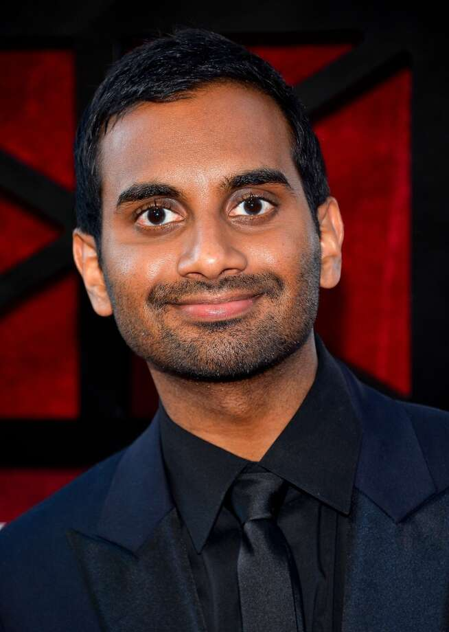 Actor and comedian Aziz Ansari arrives at the Comedy Central Roast of James Franco at Culver Studios on August 25, 2013 in Culver City, California. Photo: Amanda Edwards, WireImage