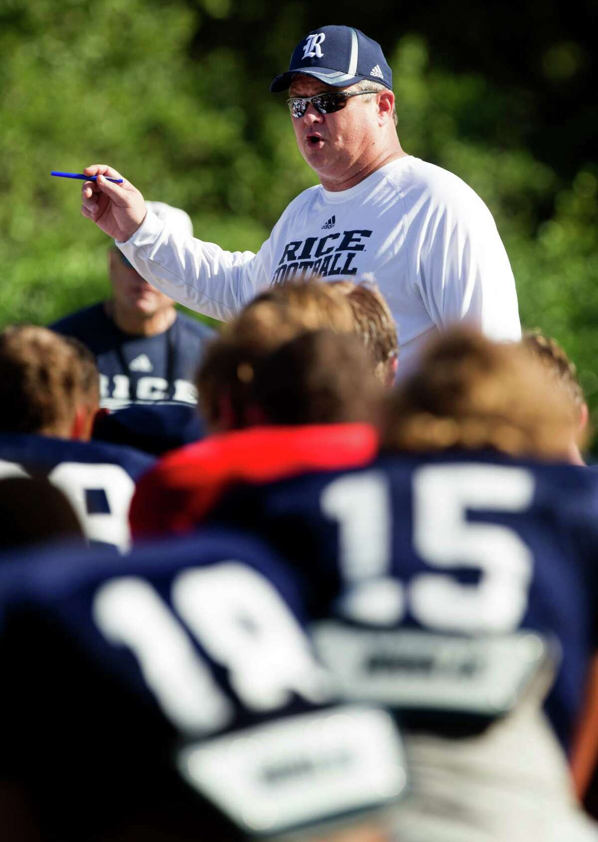 Rice coach David Bailiff is preaching to the Owls that the slow starts of recent seasons must be avoided.