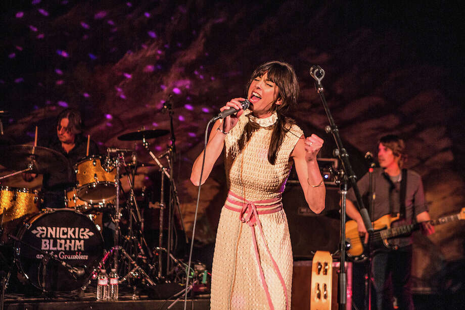 Nikki Bluhm and the Gramblers perform at the Lodge at the Regency Ballroom on August 20, 2013. Photo: FilterlessCo
