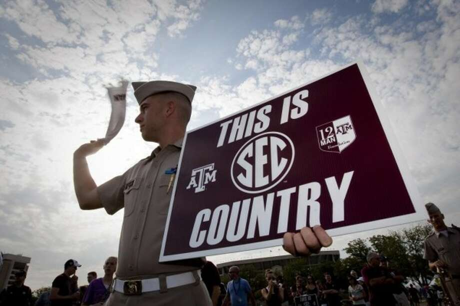 The Aggies don't figure to backslide in their SEC encore season.