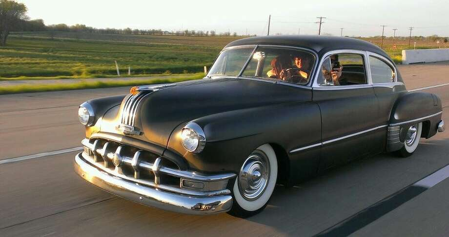 Mike Jackson discovered his 1950 Pontiac Fastback on eBay in 2008. The car was all original, with 65,000 miles on the odometer.