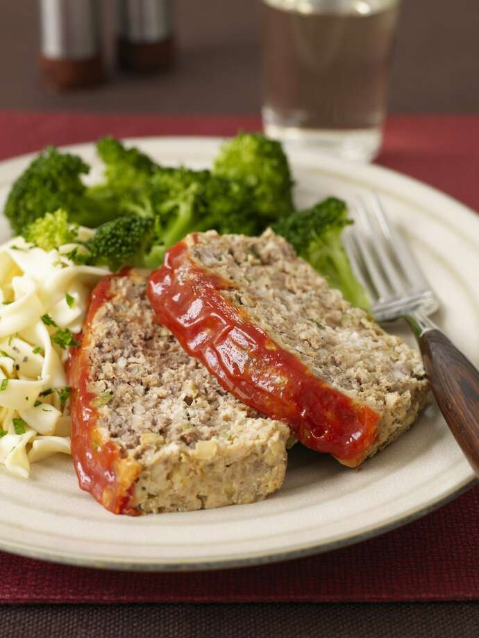 9. Meat dishes such as meatloaf. Photo: James Baigrie