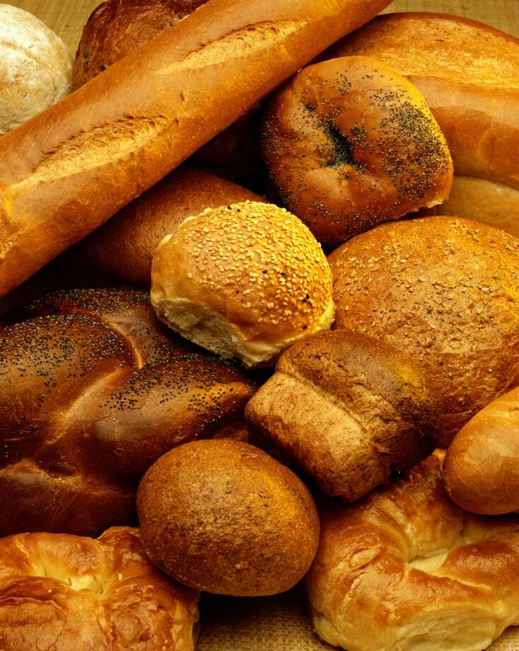 1. Bread and rolls Photo: Vcl, Getty Images