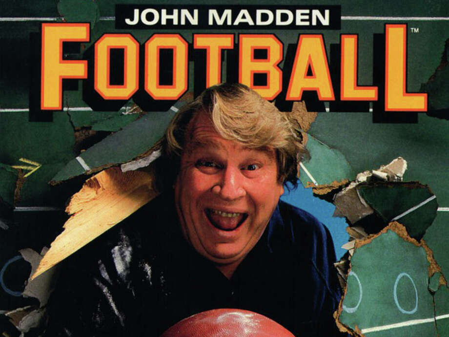 """John Madden Football,"" which first appeared in 1988, was a departure from 