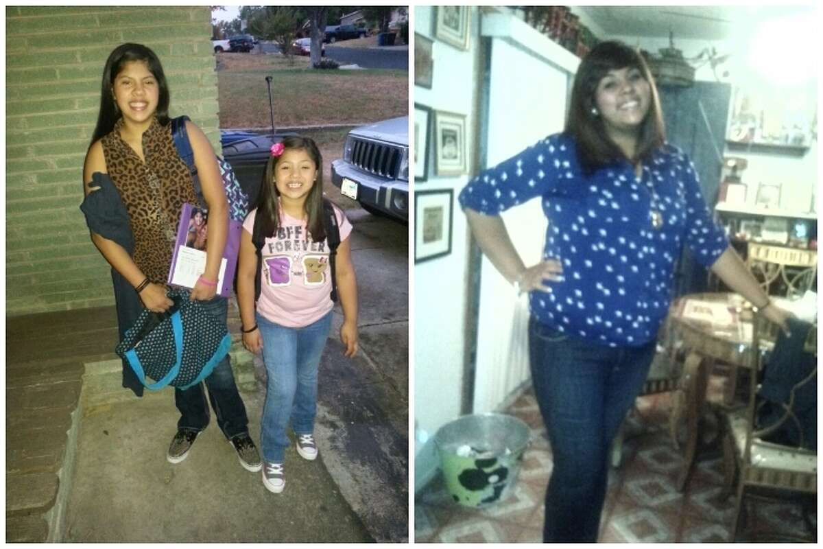 First Day of School for the Hernandez girls; Lily 10th grade at ECHS, Sammy 6th grade at Legacy Middle School and Alaina 3rd grade at Highland Forest Elementary. Share your first day photos.