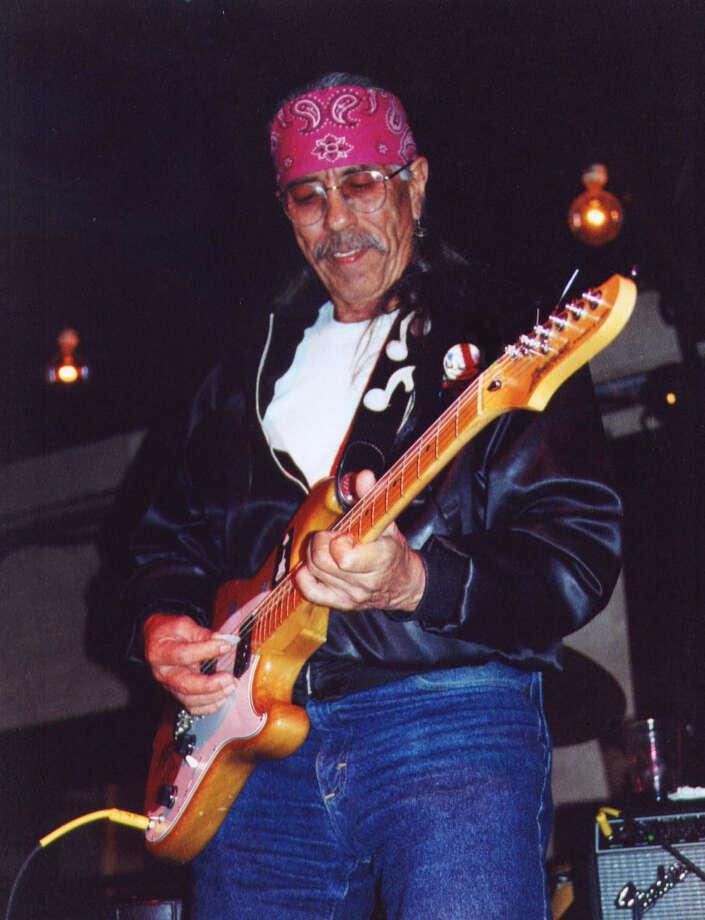 """""""Barbacoa Blues"""" by Randy Garibay Listen on YouTube  Photo: COURTESY PHOTO"""