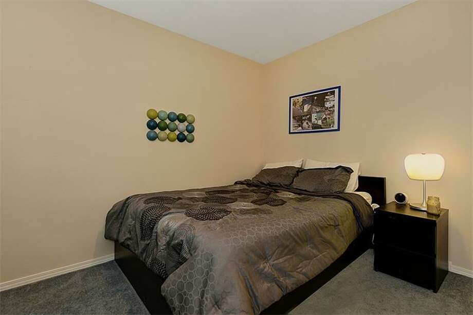 Bedroom of 3519 S.W. Monroe St. It's listed for $400,000. Photo: Courtesy Realogics Sotheby's International Realty