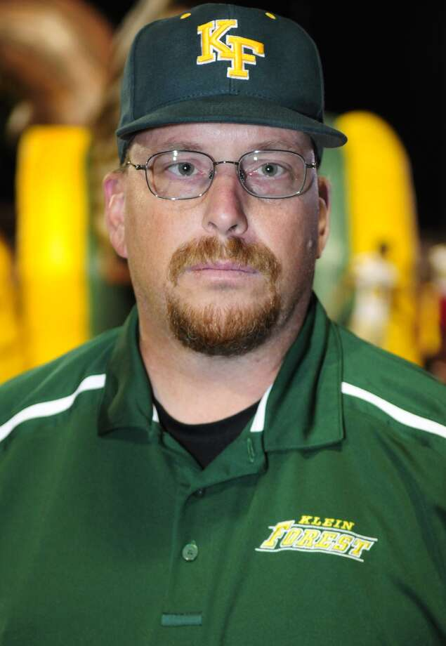 Klein Forest Head Coach Barry Abercrombie Photo: Jerry Baker, Freelance / Greg Krenek
