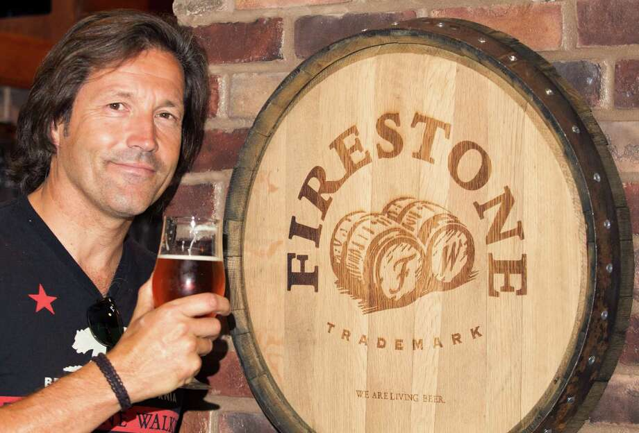 "David Walker, co-founder of Firestone Walker Brewing Co., says that now, ""America has the most vibrant brewing community in the world."" Photo: J. Patric Schneider, Freelance / © 2013 Houston Chronicle"