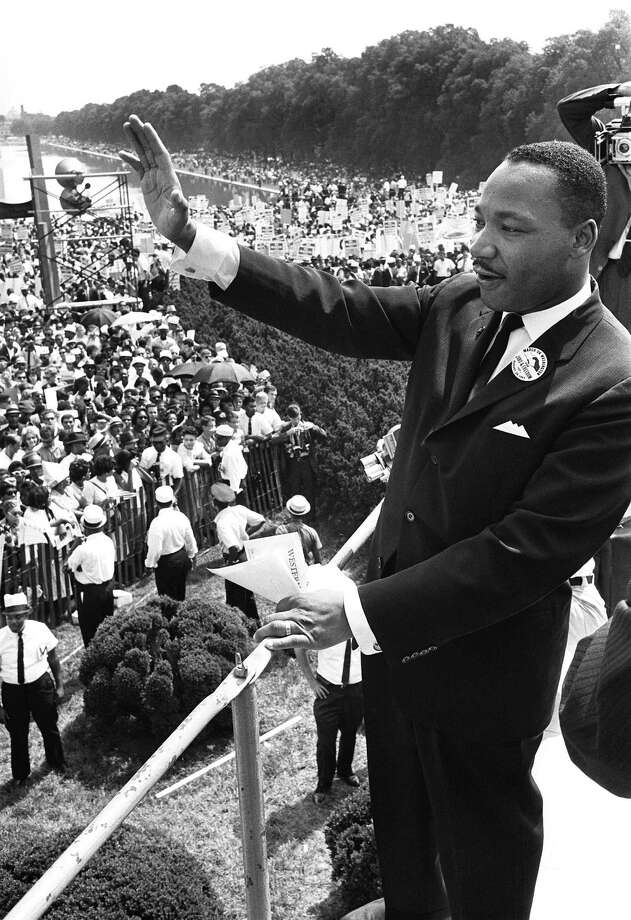 A reader who was only 15 at the time looks back at the March on Washington, led by Martin Luther King Jr., as a moment that would change America forever. Photo: Getty Images File Photo