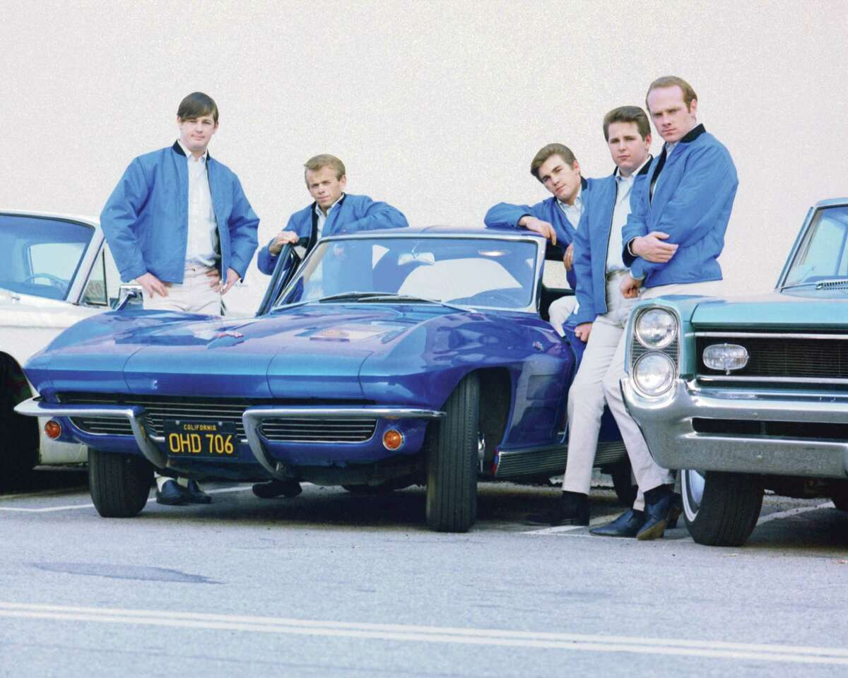 """The Beach Boys It's hardly a surprise that the Beach Boys' used a Stingray in their 1963 song """"Shut Down."""""""