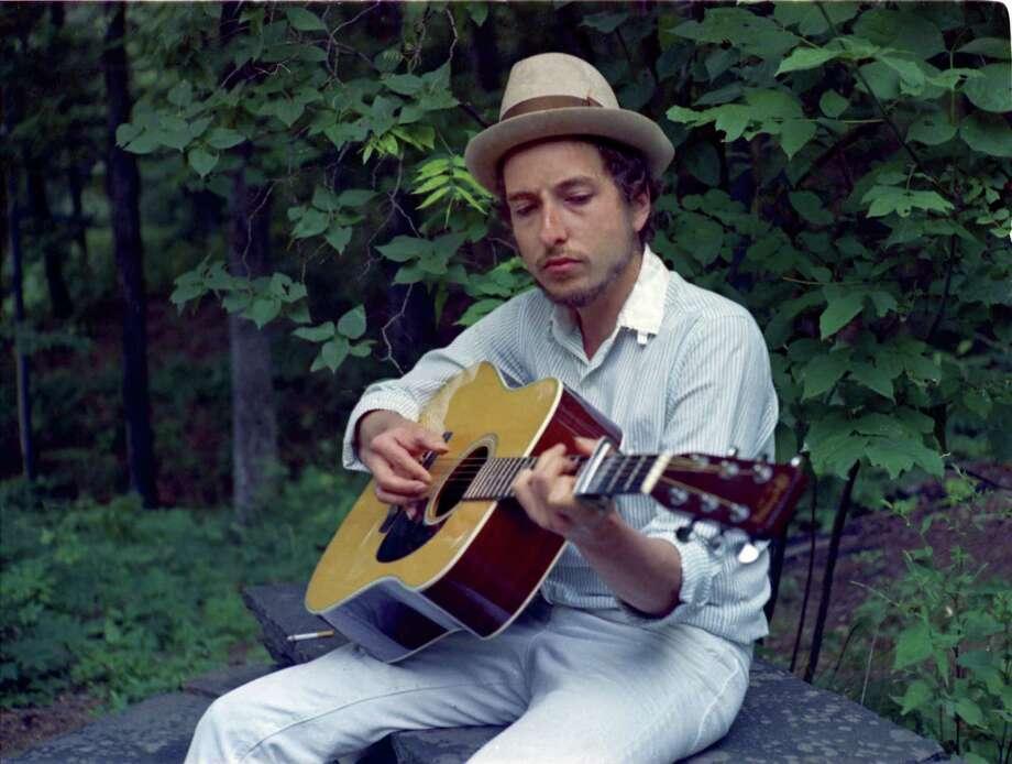 Bob Dylan circa 1970 Photo: John Cohen