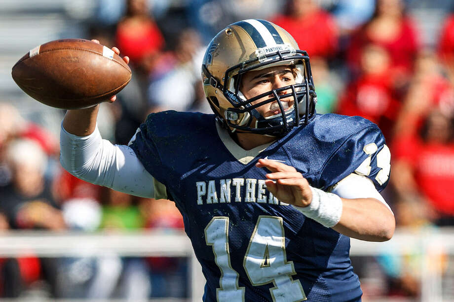 O'Connor quarterback Zach Galindo, seen here in 2012, returns following his team's first Region IV title en route to the Class 5A Division I semifinals last year.