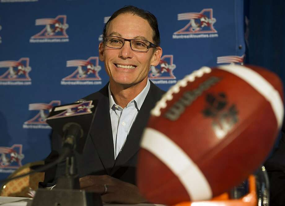 Marc Trestman, a former 49ers and Raiders assistant coach, is the head coach of the Bears after time spent in Canada. Photo: Ryan Remiorz, Associated Press