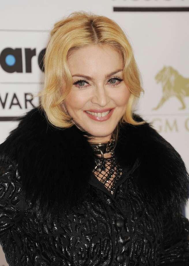 1. Madonna, $125 million. Photo: Jeffrey Mayer, WireImage