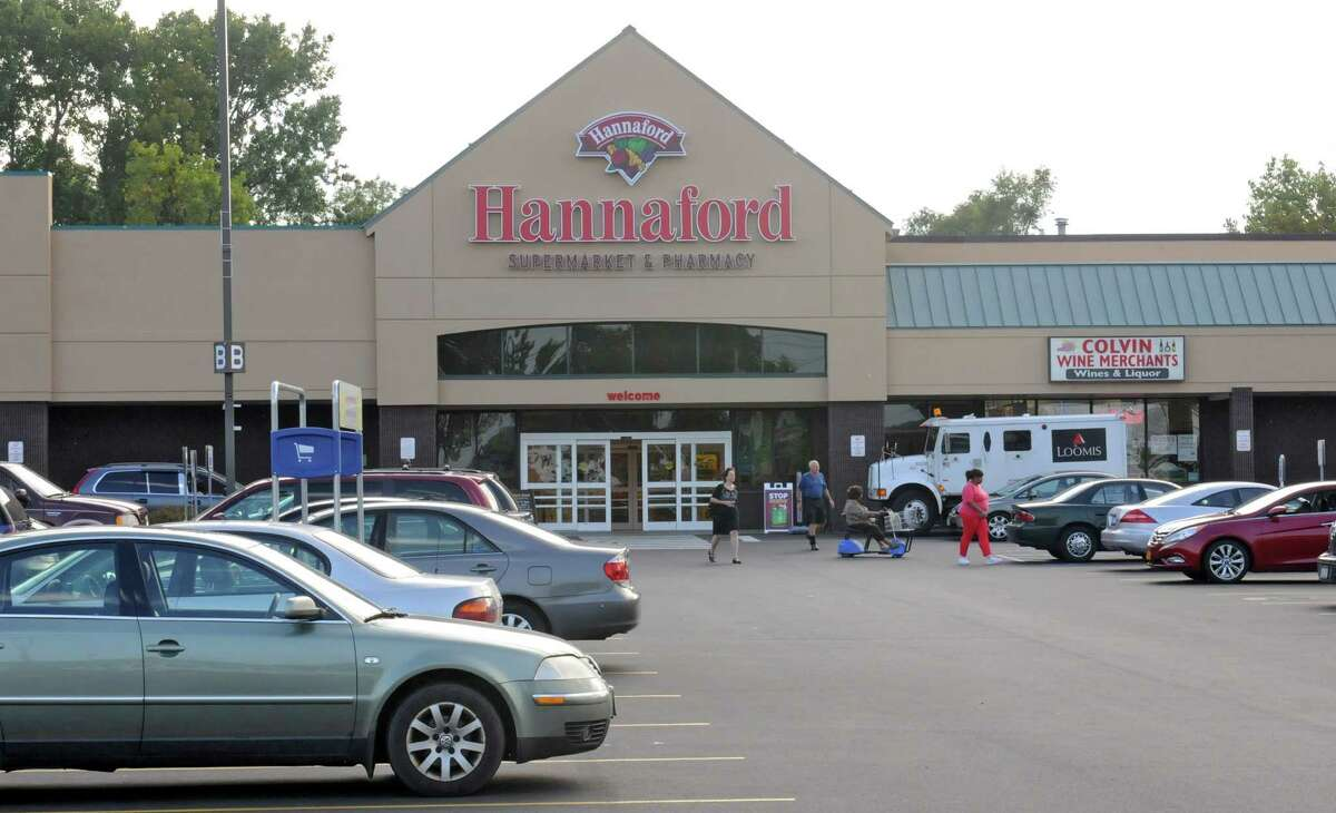 Best grocery store: 2. Hannaford