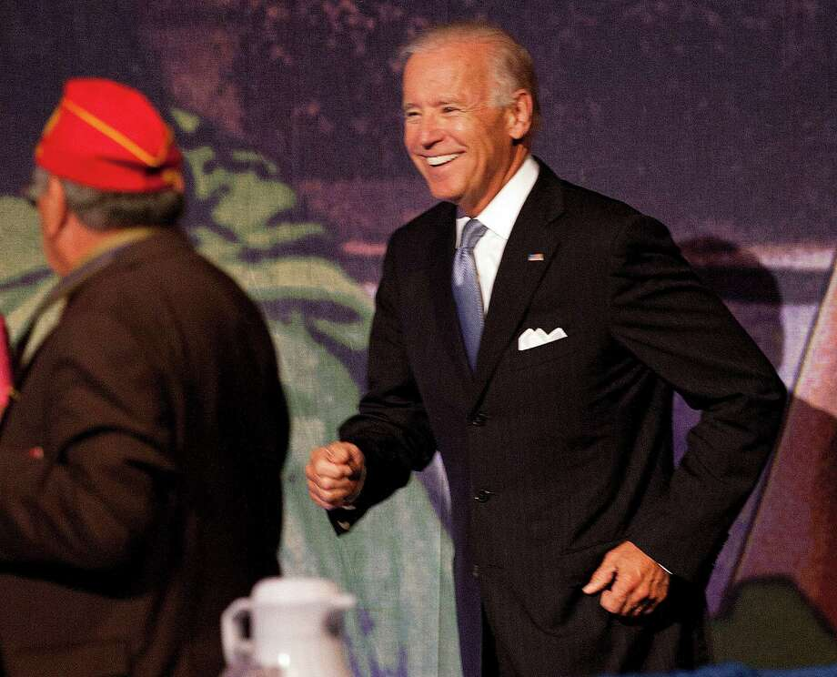 Vice President Joe Biden's remarks parallel reports that President Barack Obama is considering a limited military strike. Photo: Johnny Hanson, Staff / © 2013  Houston Chronicle