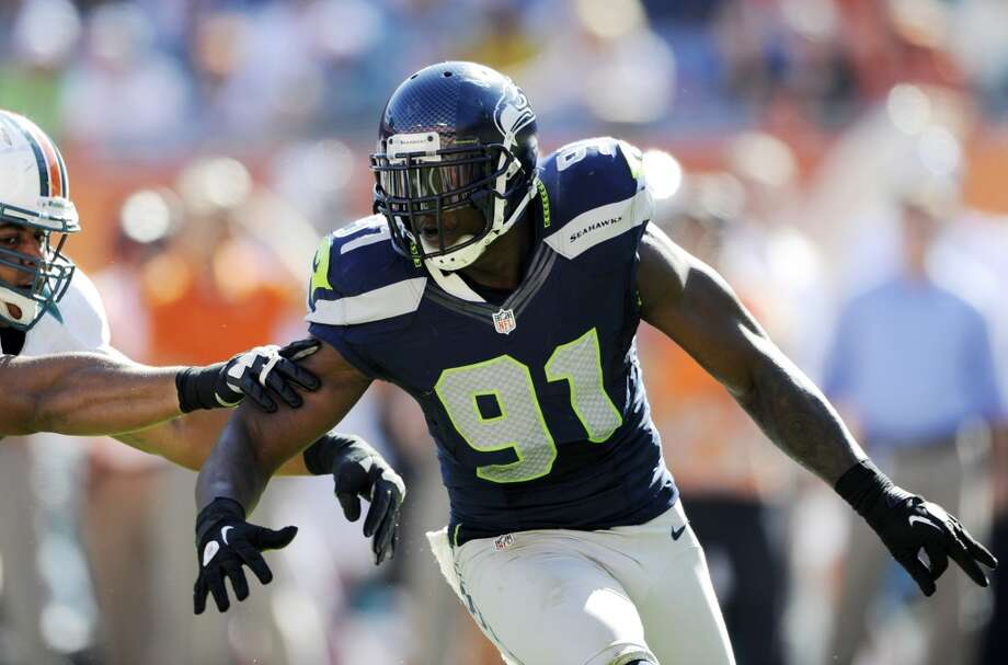 Chris Clemons has been one of the league's best pass rushers over the past three seasons, racking up at least 11 sacks in each of his three seasons with Seattle. Photo: Ronald C. Modra/Sports Imagery, Getty Images