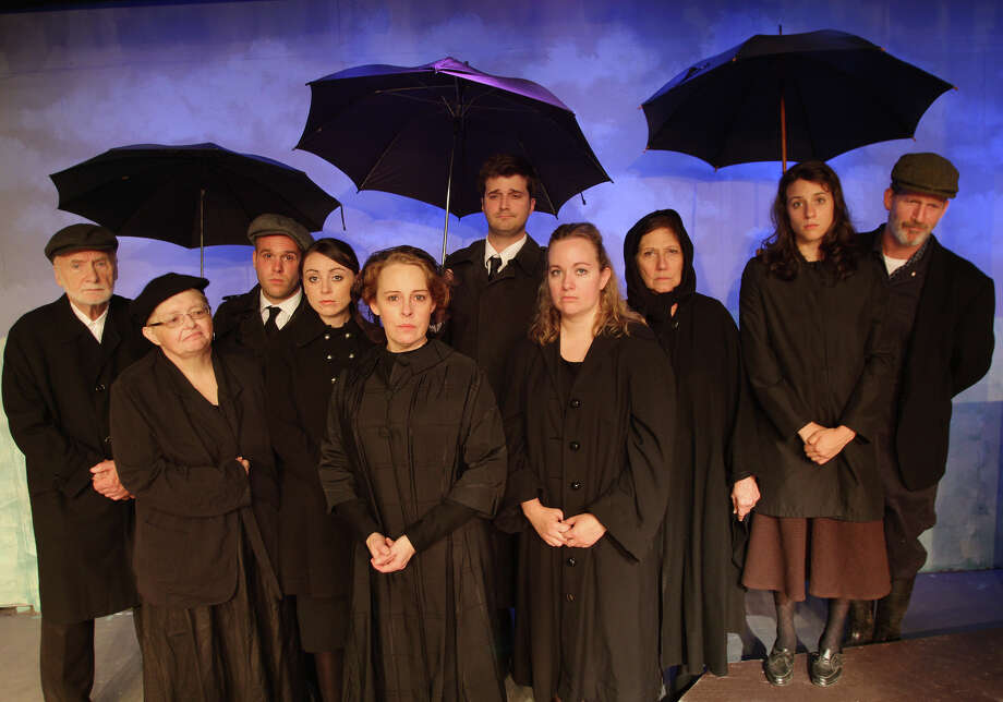 """Tom Killips/Albany Civic Theater  The cast of Albany Civic Theater's production of """"Big Maggie."""""""