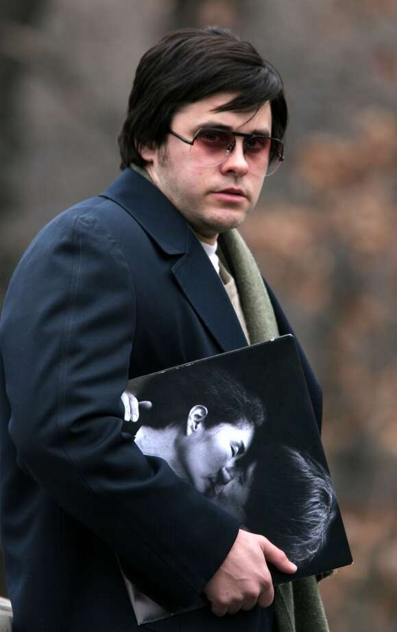 ... to play Mark David Chapman, the man who killed John Lennon, in `Chapter 27.' Photo: James Devaney, WireImage
