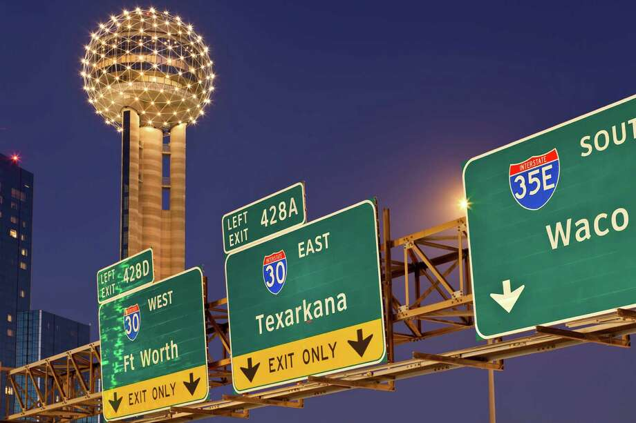 Another Dallas thoroughfare, I-30The road is 223 miles long, running from Dallas to Texarkana and on to Little Rock, Ark. It sees about 91,000 vehicles a day in its urban sections and 28,500 in its rural sections.Source:Federal Highway Administration Photo: Eduardo Garcia, Getty Images / (c) Eduardo Garcia
