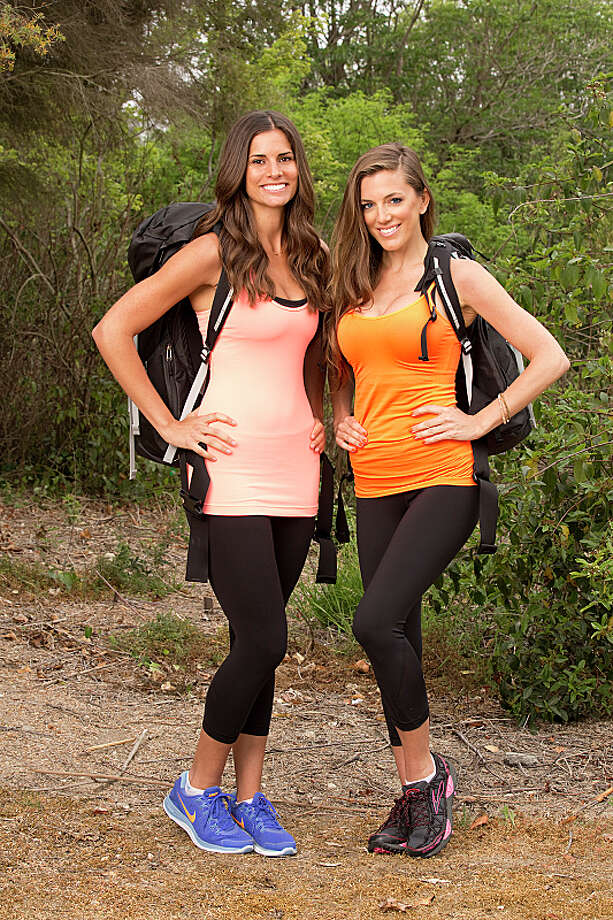 Baseball Wives Nicole Getz (left) and Kim DeJesus (right) compete in a sprint around the globe for $1 million dollars on the new season of THE AMAZING RACE, premiering Sunday, Sept. 29 (8:00-9:00 PM, ET/PT) on the CBS Television Network.  Photo: Cliff Lipson/CBS ©2013 CBS Broadcasting, Inc. All Rights Reserved. Photo: Cliff Lipson, ©2013 CBS Broadcasting, Inc. All Rights Reserved. / ©2013 CBS Broadcasting, Inc. All Rights Reserved.