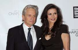 "Catherine Zeta-Jones and Michael Douglas announced they were ""taking time apart"" to work on their marriage. The couple have since reunited."