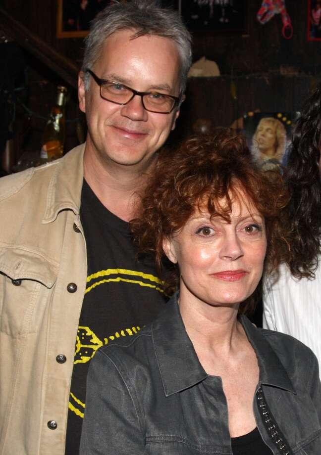 Tim Robbins and Susan Sarandon. Photo: Bruce Glikas, FilmMagic