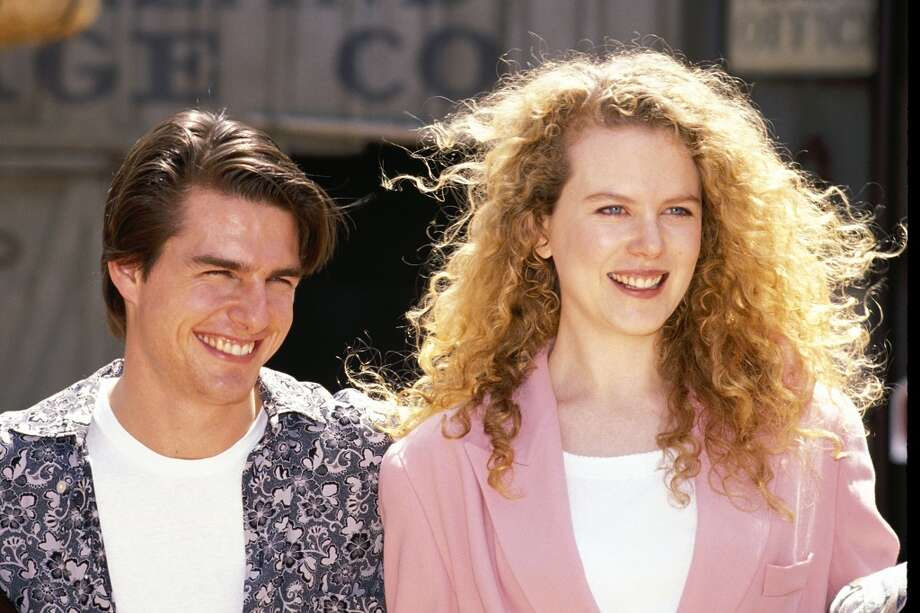 Tom Cruise and Nicole Kidman. Photo: Vinnie Zuffante, Getty Images