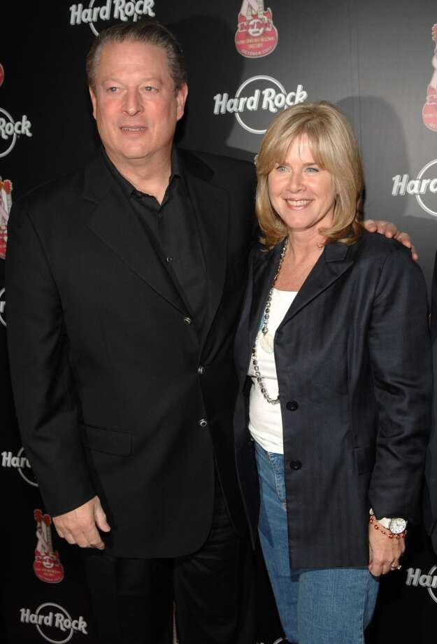 Al Gore and Tipper Gore. Photo: Brad Barket, Getty Images