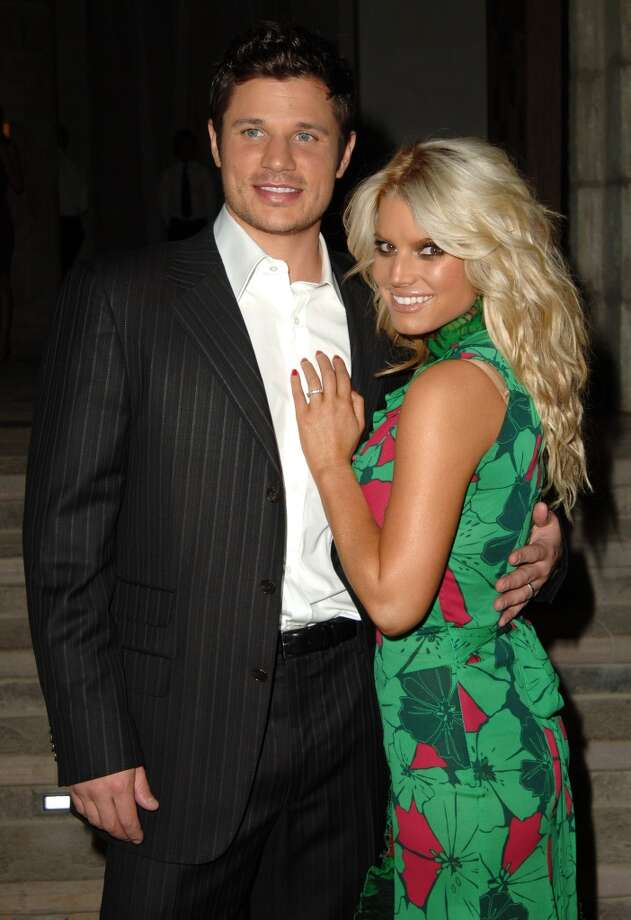 If reality-star love can't make it, what can? Nick Lachey and Jessica Simpson. Photo: SGranitz, WireImage